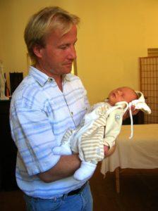 Craniosacrale Körperarbeit mit Baby; Geburtsvorbereitung; Geburtsaufarbeitung